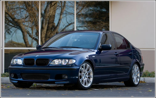 2003 Mystic Blue Metallic Mystic Blue Bmw 330i Performance